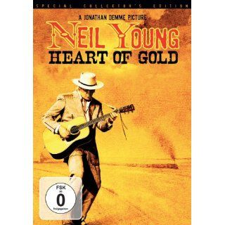Neil Young   Heart of Gold Special Collectors Edition 2 DVDs