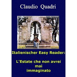 Italienischer Easy Reader Lestate che non avrei mai immaginato eBook