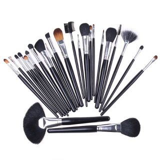 styles selectable Makeup Brush Set Kit + Pouch Bag