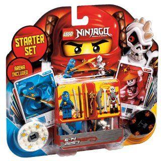 LEGO Ninjago 2257   Spinjitzu Starter Set Spielzeug