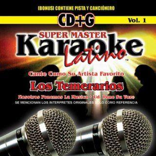 Una Guitarra Llora (Cante Como Los Temerarios) Super Master Karaoke