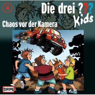 Die drei ??? Kids 04. Chaos vor der Kamera (drei Fragezeichen)