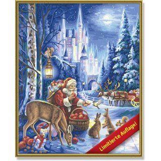 Schipper 609300560   Malen nach Zahlen Weihnachtsbild 2011: