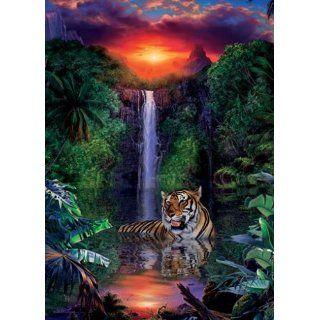 König des Dschungels, 1000 Teile Color Starline Puzzle