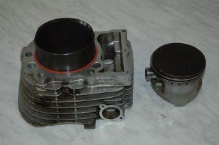 Yamaha Virago XV 1100 Zylinder mit Kolben vorne cylinder piston front