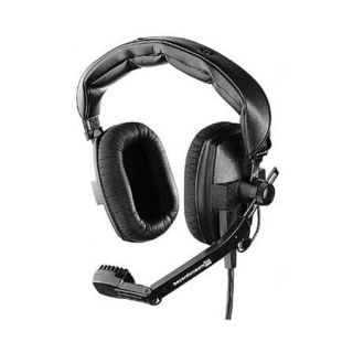 BEYERDYNAMIC DT109 DOUBLE SIDED INTERCOM HEADSET 200 OHM MIC / 50 OHM
