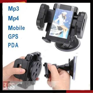 Windshield Dashboard Desk Universal Car Holder for Mobile Phone GPS