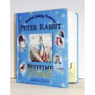 Peter Rabbit Musical Lullaby Treasury Bedtime Stories (Beatrix Potter
