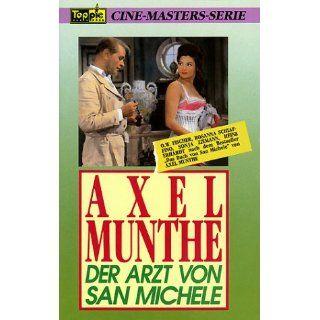 Axel Munthe   Der Arzt von San Michele [VHS] O. W. Fischer, Rosanna