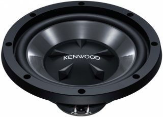 Kenwood KFC W112S   30cm Subwoofer 300mm BASS WOOFER CarHifi AUTO NEU