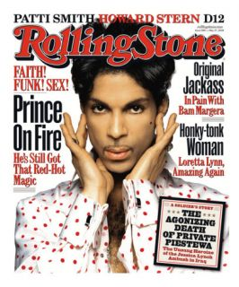 Prince, Rolling Stone no. 949, May 2004 Photographic Print by Albert Watson