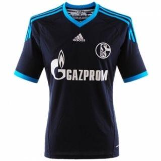 Schalke 04 Trikot,128,140,152,164, 176, Raul, Huntelaar Beflockung