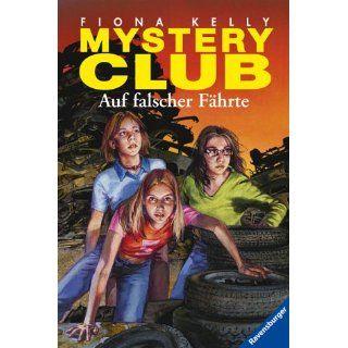 Mystery Club 26 Auf falscher Fährte Fiona Kelly, Simone