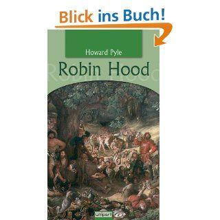 Robin Hood Howard Pyle, Inge Marten Bücher