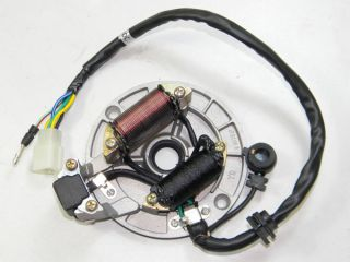 Zündung Magneto coil 12V Lifan 125cc Pit Bike,Dirt Bike,ATV,Quads XB
