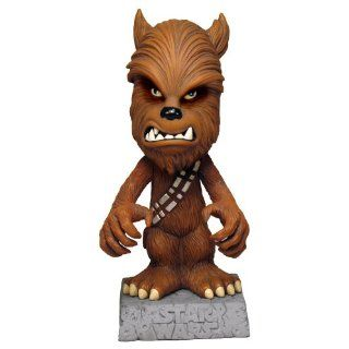 Funko Star Wars Wackelkopf Figur Chewbacca Monster Mash Up 18 cm