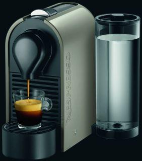 Krups Nespresso U Pure XN250A grey / grau XN 250A Nespressomaschine XN