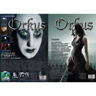 Orkus November 2011 / 11 2011 inkl. ASP Poster, JARED LETO / 30