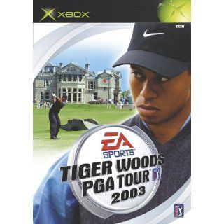 Tiger Woods PGA Tour 2003 Games