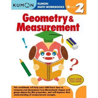 Geometry & Measurement (Kumon Math Workbooks) Kumon