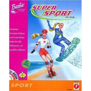 Barbie   Super Sport Games