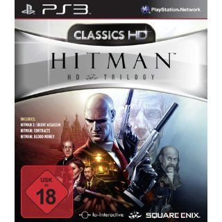 Hitman   HD Trilogy [Classics HD]: Games
