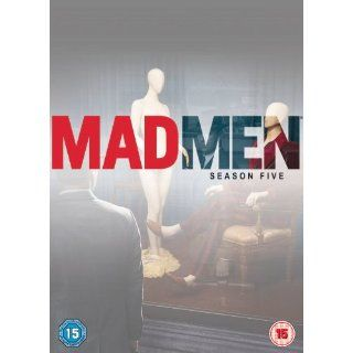 Mad Men   Season 5 [4 DVDs] [UK Import] Jon Hamm