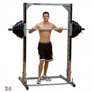 Powerline Multipresse, Smith Machine Press Rack aus dem Hause Body