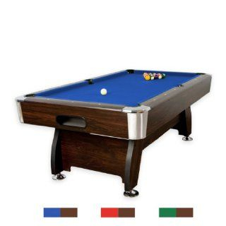 Pool Billardtisch 7ft HARVARD mit Ballrücklauf: Sport