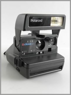 Polaroid 636 close up Sofortbildkamera Instant Camera f. Polaroid 600