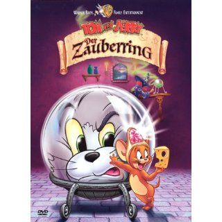 Tom und Jerry   Der Zauberring James T. Walker Filme & TV