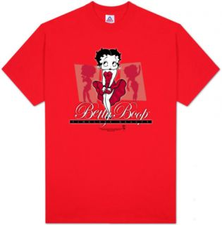 Betty Boop   Timeless Beauty T Shirt