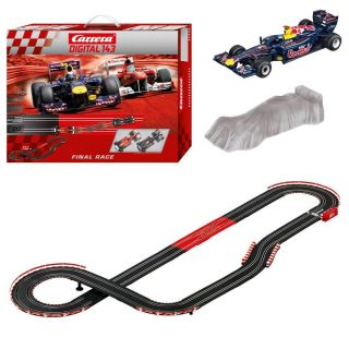 Carrera Digital 143 Final Race Starter Set  NEU