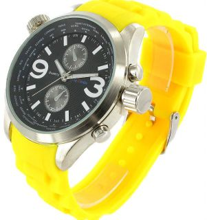 Chronograph Look Damen Uhr Retro XXL Designer U Boot Uhr NEU. # 137