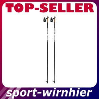 SALOMON Equipe 60 Carbon Langlauf Skistöcke (326051) Gr. 145cm