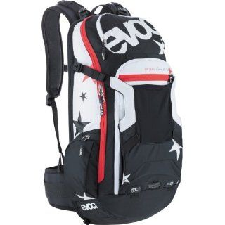 Evoc Rucksack FR Trail Limited Edition black/white: Sport