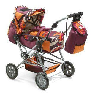 Bayer Chic Kombi Puppenwagen Road Star Spielzeug
