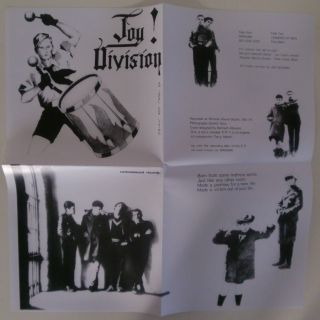 Joy Division   An Ideal For Living (Ltd Edition 7 Grey Vinyl / PSS139