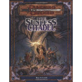 The Sunless Citadel (Dungeons & Dragons Adventure Books)