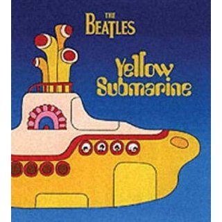 Yellow Submarine Beatles Englische Bücher