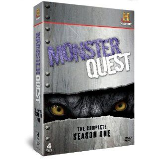 Monster Quest   The Complete Season One UK Import ohne deutsche