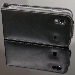 GT s5830 Handy Leder Tasche Etui Hülle Leather Flip Case #151
