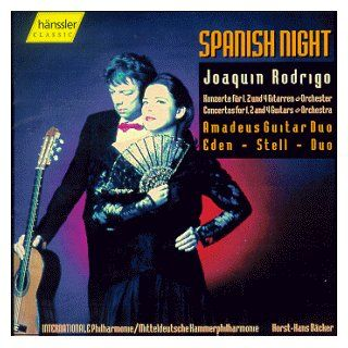 Spanish Night Musik