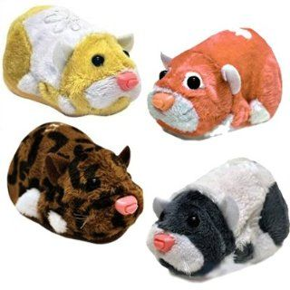 Zhu Zhu Pets   Go Go Hamster   Num Nums (UK Version)