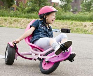 Gokart Lady Rocker pink Die neue Gokart Generation für Berg und Tal