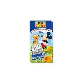 Disney Micky Maus. Logolino. Konzentrationsübungen. Spielset mit