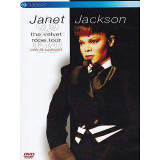 Janet Jackson   The Velvet Rope Tour 1998: Janet Jackson