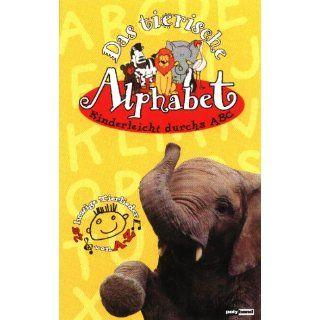 Das tierische Alphabet   Kinderleicht durchs ABC [VHS] Ulrike Klein