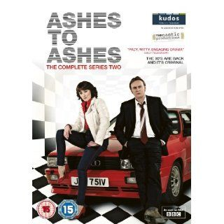 Ashes To Ashes   Series 1 UK Import, keine deutsche Sprache