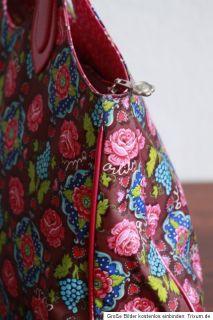 Original OILILY Handtasche Tasche bag Rosen hearts Polka dots pink